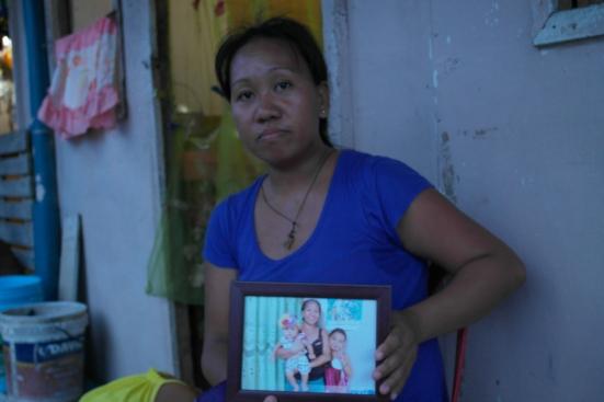Gina Supang, 30 years old, IPI bunkhouse resident.